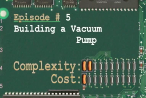 RTFMs Episode 5: Building a Vacuum Pump